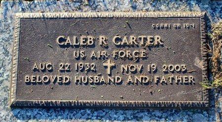 CARTER, CALEB R. - Prince George's County, Maryland | CALEB R. CARTER - Maryland Gravestone Photos